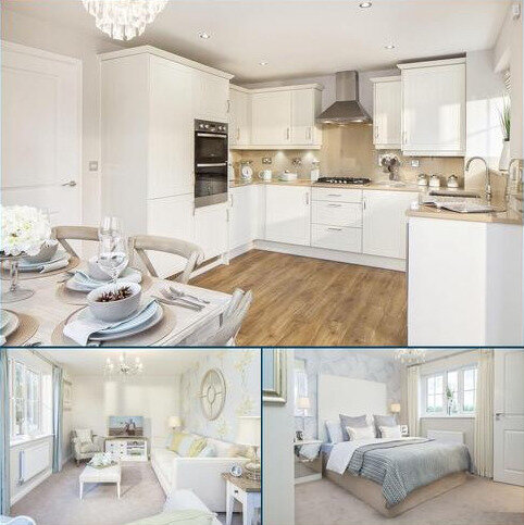 3 bedroom semi-detached house for sale - Plot 89, Ennerdale at Canford Paddock, Magna Road, Canford BH11