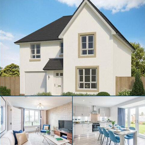 4 bedroom detached house for sale - Plot 23, Dunbar at Yew Gardens, Limeylands Road, Ormiston, TRANENT EH35