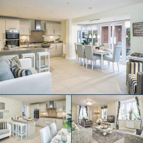 4 bedroom detached house for sale - Plot 49, Cornell at Quarter Jack Park, Leigh Road, Wimborne, WIMBORNE BH21