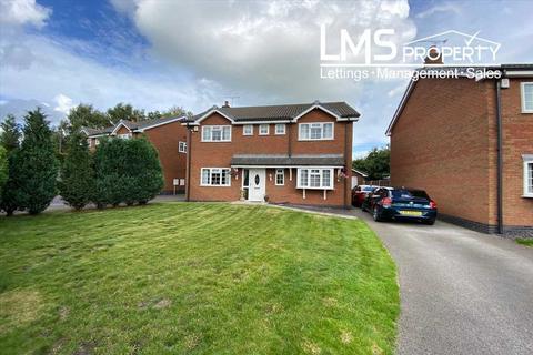 4 bedroom detached house for sale - Carver Close, Winsford