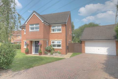 4 bedroom detached house for sale - Dereham Way, Sandymoor