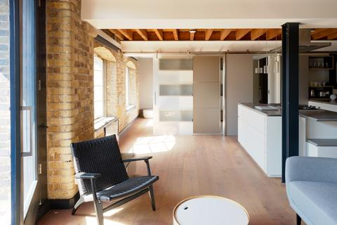 1 bedroom apartment for sale - New Concordia Wharf, London SE1