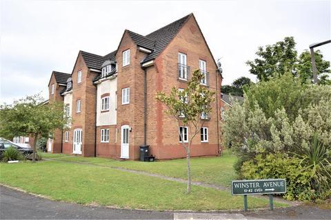2 bedroom flat for sale - Winster Avenue, Dorridge, Solihull, B93 8ST