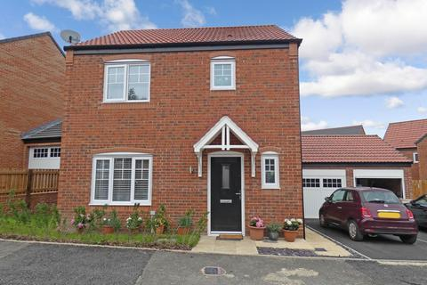 3 bedroom detached house to rent - Shannon Road, Morpeth, Northumberland, NE61 2FP