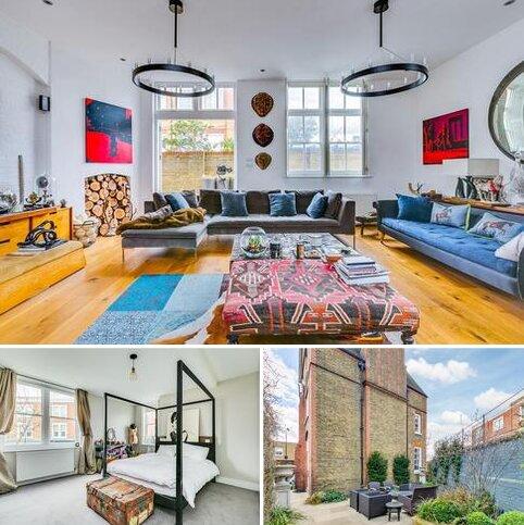 5 bedroom detached house for sale - Filmer Road, Fulham, London, SW6