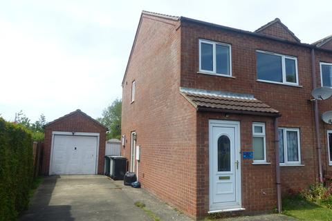 2 bedroom semi-detached house for sale - Church Lane, Croft, Skegness, PE24