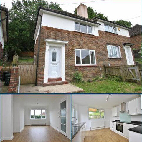 3 bedroom semi-detached house to rent - Moulsecoomb Way, Brighton BN2