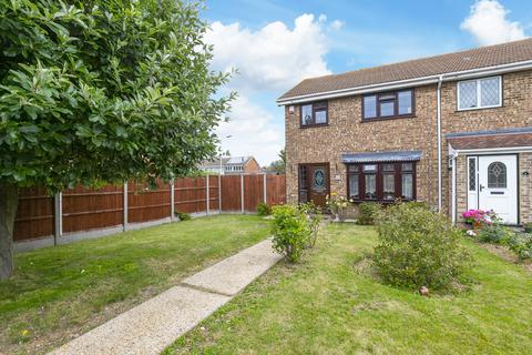 3 bedroom end of terrace house for sale - Aldergrove Walk, Essex, RM12