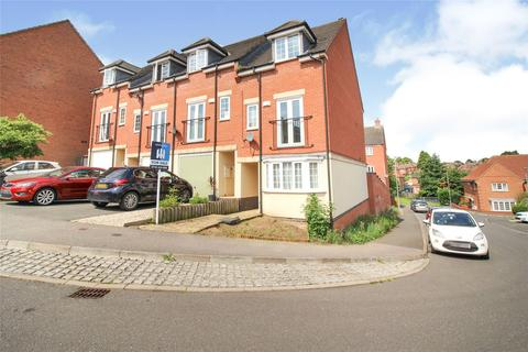 4 bedroom end of terrace house for sale - Spinners Way, Shepshed, Leicestershire, LE12
