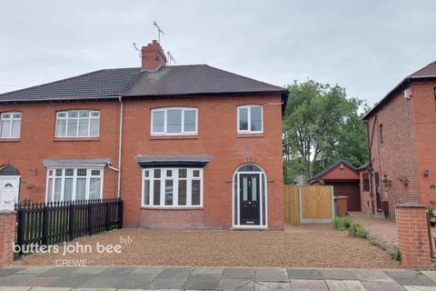 3 bedroom semi-detached house for sale - Rockwood Avenue, Crewe