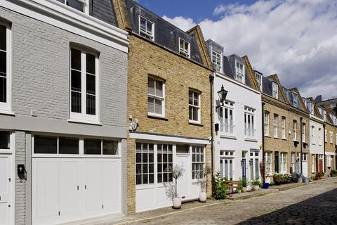 3 bedroom terraced house for sale - Princes Mews, NOTTING HILL, London, UK, W2