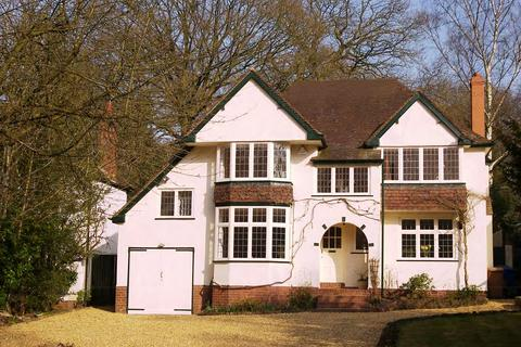 4 bedroom detached house to rent - Walsall road Little Aston, Sutton Coldfield, B74