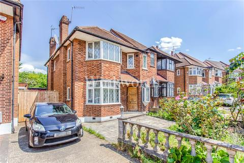 3 bedroom semi-detached house for sale - Abbotshall Avenue, London, N14