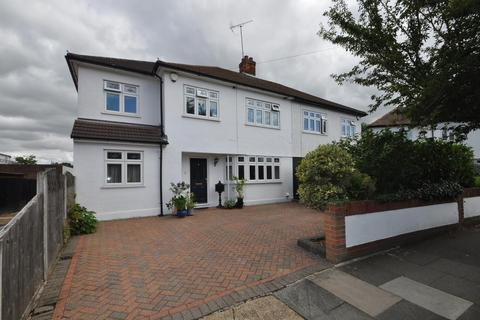 4 bedroom semi-detached house for sale - Highfield Crescent, Hornchurch, Essex, RM12