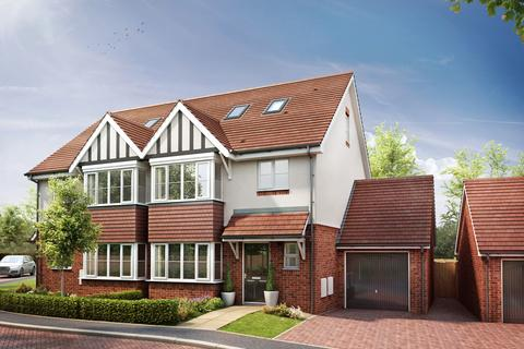 4 bedroom semi-detached house for sale - Plot 2, The Murfield at The Fairways, Fredas Grove, Harborne B17