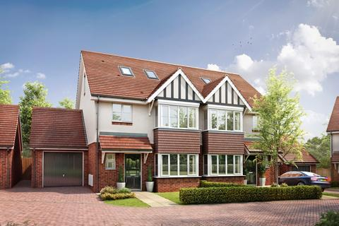 4 bedroom semi-detached house for sale - Plot 4, The Berwick at The Fairways, Fredas Grove, Harborne B17