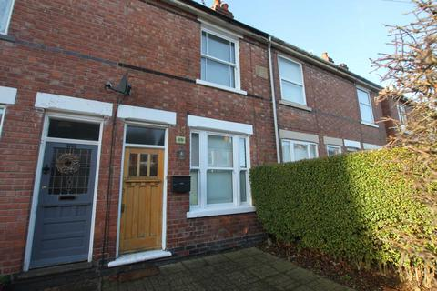2 bedroom terraced house to rent - Church Road, Bradmore
