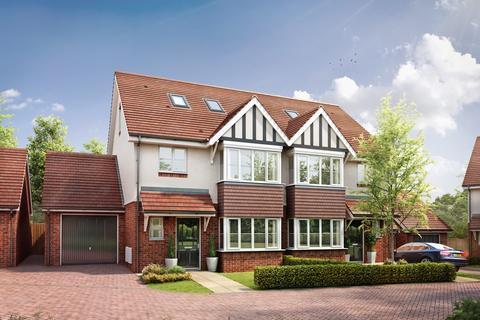 4 bedroom semi-detached house for sale - Plot 8, The Berwick at The Fairways, Fredas Grove, Harborne B17
