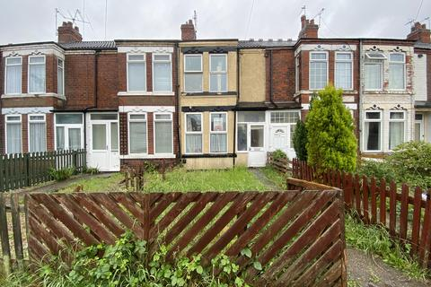 2 bedroom terraced house to rent - Warneford Gardens , Chanterlands Avenue, Hull HU5