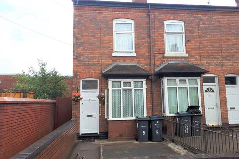 2 bedroom end of terrace house to rent - Stretton Grove off Sydenham Rd, Sparkbrook