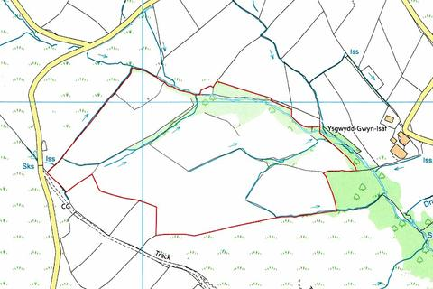 Land for sale - Deri, Bargoed, Caerphilly.