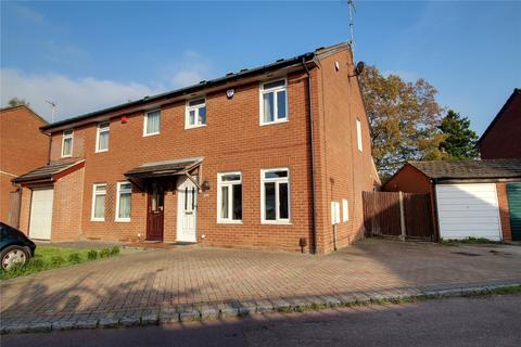 3 bedroom semi-detached house for sale - Sawtry Close, Lower Earley, Reading, Berkshire, RG6