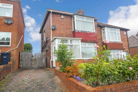 3 bedroom semi-detached house for sale - Oakfield Road, Lobley Hill, Gateshead, Tyne and Wear, NE11 0AB