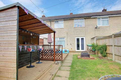 2 bedroom terraced house for sale - TWO DOUBLE BEDROOMS! GOOD SIZED GARDEN!