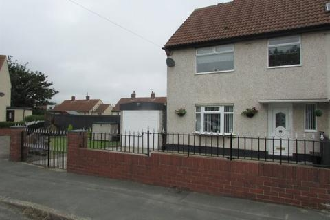 3 bedroom semi-detached house for sale - WEBB AVENUE, SEAHAM, SEAHAM DISTRICT