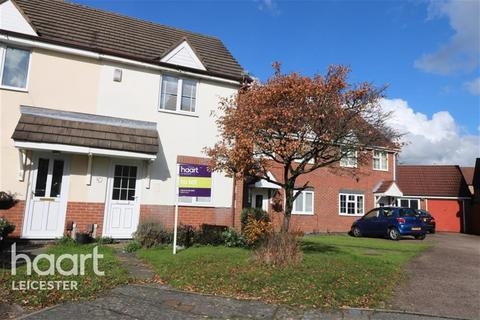 2 bedroom semi-detached house to rent - Trefoil Close
