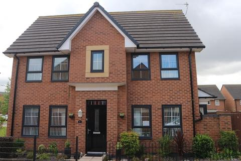 3 bedroom detached house for sale - Rivenhall Square, Liverpool, Merseyside. L24 1WD