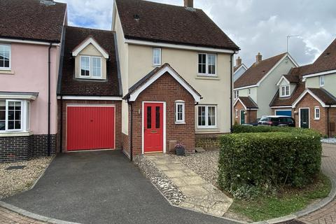 3 bedroom link detached house for sale - Ancar Road, South Wootton