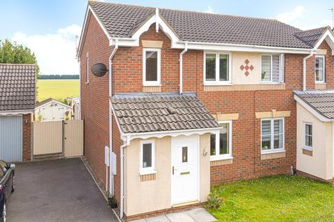 3 bedroom semi-detached house for sale - Sewstern Close, Bracebridge Heath, LN4