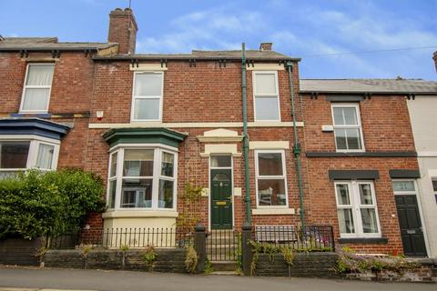 3 bedroom terraced house for sale - 29 South View Crescent, Nether Edge, S7 1DG