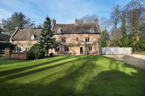 5 bedroom detached house for sale - Moor Hall, Drive, Four Oaks
