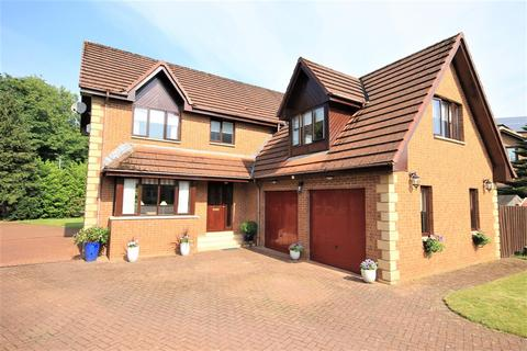 5 bedroom detached house for sale - Sarazen Court, Dalziel Park, Motherwell