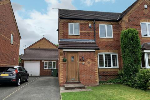 3 bedroom semi-detached house for sale - Frankton Close, Solihull