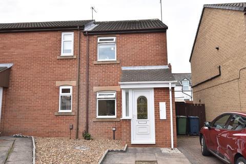 2 bedroom end of terrace house for sale - Highfield Place, Sunderland