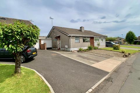 2 bedroom semi-detached bungalow for sale - 4 Lancaster Avenue, Beith