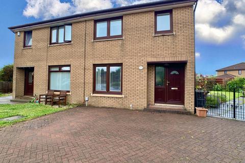 3 bedroom semi-detached villa for sale - 9 Garnie Place, Erskine