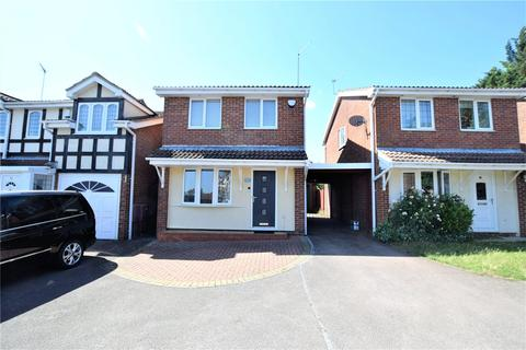 3 bedroom detached house for sale - Stephen Bennett Close, Duston, Northampton, NN5