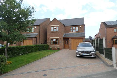 4 bedroom detached house for sale - Puddle Hill, Hixon, Stafford