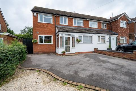 4 bedroom semi-detached house for sale - Poplar Road, Dorridge