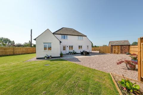 3 bedroom farm house for sale - Marsh Lane, Lower Whitley, Warrington