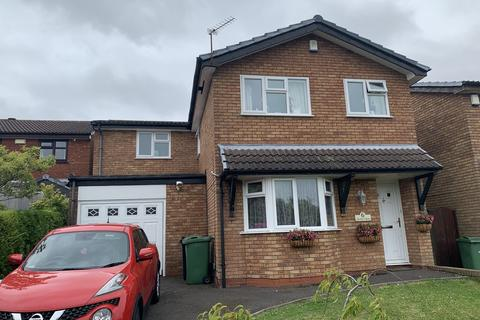 4 bedroom detached house to rent - Quincy Rise, WITHYMOOR, BRIERLY HILL, West Midlands