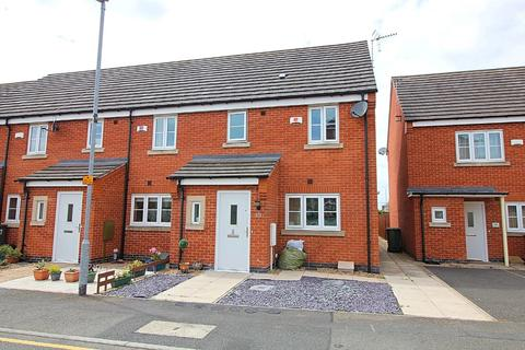 3 bedroom end of terrace house for sale - Two Steeples Square, Wigston