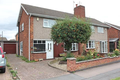 3 bedroom semi-detached house for sale - Cornwall Road, South Wigston, Leicester