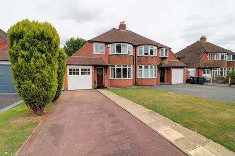 3 bedroom semi-detached house for sale - Halton Road, Sutton Coldfield