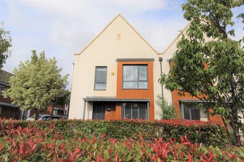 4 bedroom semi-detached house for sale - Bartley Wilson Way Cardiff CF11 8EL