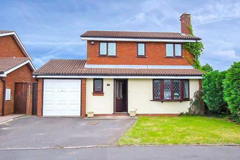 4 bedroom detached house for sale - Hollowcroft Road, Coppice Farm, Willenhall